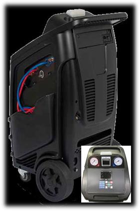 ECK 2500HFQ Klima gaz dolum cihazı