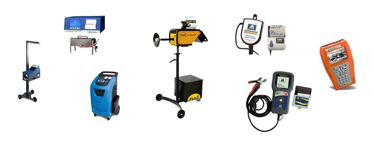 Elektrik Mekanik Servis Ekipmanları